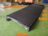 横梁专用风琴防护罩 立柱专用风琴防护罩 生产厂家