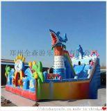 儿童充气城堡蹦蹦床 充气大滑梯 水池沙滩池厂家