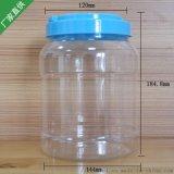 廠家直供2.5L圓形食品瓶,pet塑料罐,透明塑料瓶