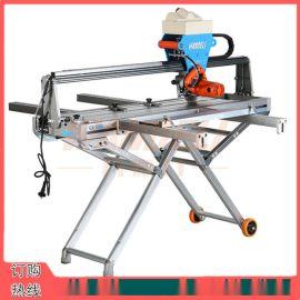 石材切割机厂家 全自动无尘瓷砖切割机
