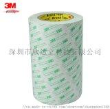 3M55256雙面膠帶 PET超薄透明雙面膠