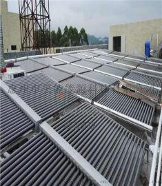 酒店宿舍热水器太阳能热水器工程 太阳能+空气能热水工程