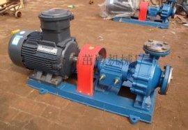 茁博品牌-HRY20-20-125铸钢水冷式导热油泵