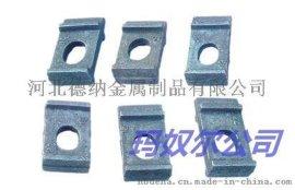 钢轨扣板生产钢轨垫板生产