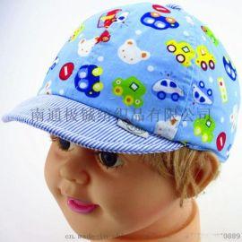 外貿原版  純棉兒童帽子