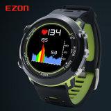 宜准EZON厂家直销动态光心率智能运动表E2