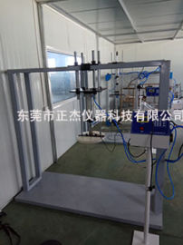 电动医疗护理床耐久试验机_医用床国标检测设备