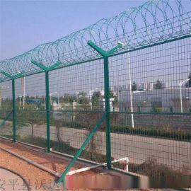 机场护栏网定做厂家_沃达金属丝网制造有限公司