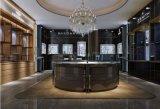深圳融潤展櫃製作設計大理石高端商場珠寶玉石櫃檯展櫃