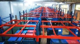 深圳倉儲廠家 定做橫樑重型貨架