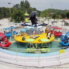 激战鲨鱼岛生产厂家 公园水上游乐设备