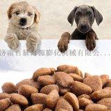 宠物食品厂投资多少   狗粮加工设备
