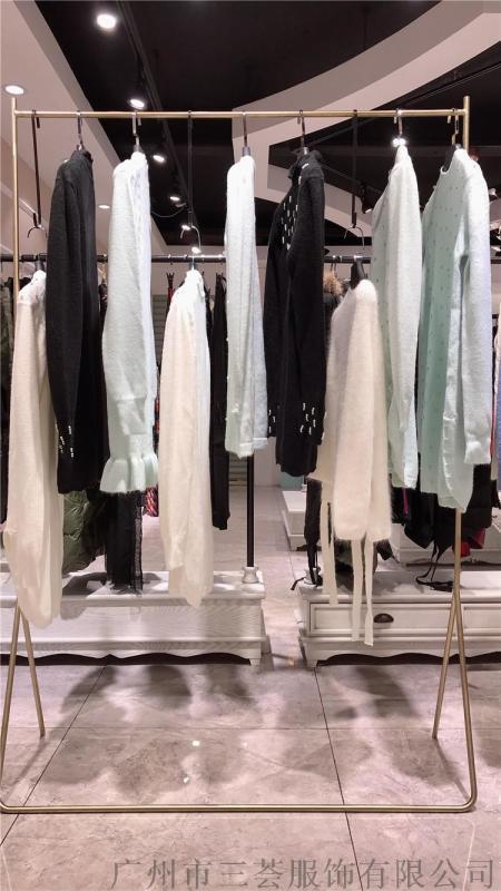 哪里能找到好丰彩品牌折扣女装毛衣
