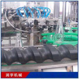 饮用水三合一灌装生产线
