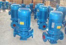 ISG、IRG型管道式离心泵/冷水循环水泵/冷却水循环泵/管道泵