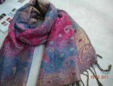 小腰果民族風圍巾
