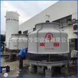 厂家直供工业使用逆流冷却塔 超静音型冷水机圆形冷却塔 品质保证