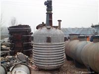 不锈钢外盘管反应釜二手不锈钢反应釜搪瓷反应釜