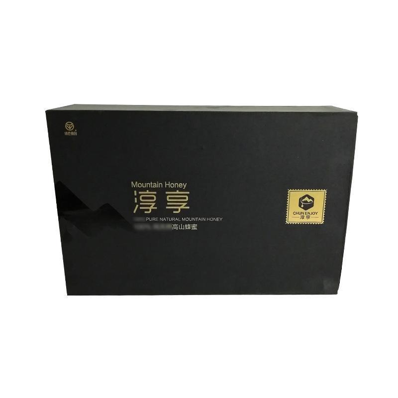 水果包装礼品盒 彩色礼品抽屉盒