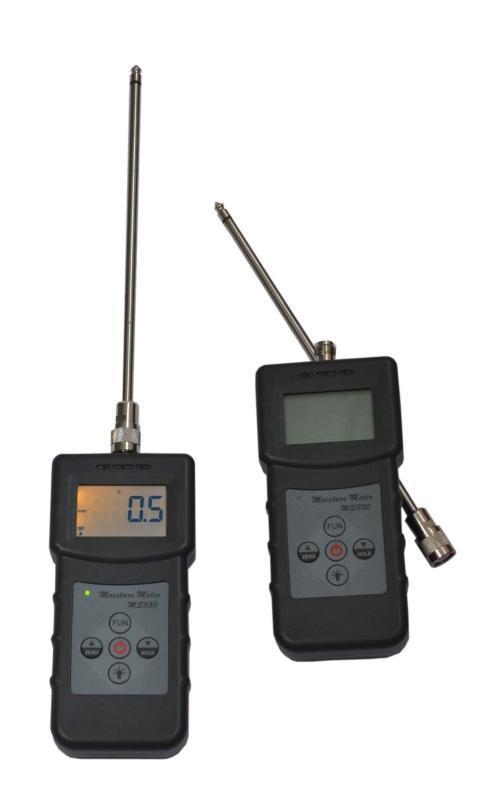 手持式碳粉水分测定仪,硒鼓粉末水分测定仪MS350