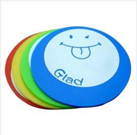塑料印刷品(餐垫、杯垫、台历架、挂条、吊牌)