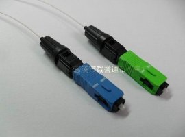 预埋式光纤快速连接器(SC外壳)