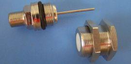 铜制JR/83连接器,接线柱,F头,挤压头,冷压头,双通,防水头JR/83接线柱JR/83接线柱