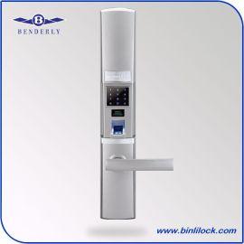 供应语音导航指纹密码锁厂家直销,指纹密码锁代理加盟