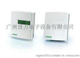 REGIN品牌CO2/CO/NO2 二氧化碳变送器壁式安装