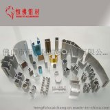 恒佛铝材 门窗铝型材 建筑铝型材 工业铝型材 装饰材料