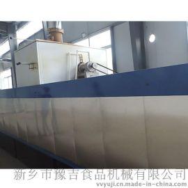 豫吉食品机械隧道式天然气烤炉