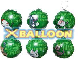 自动充气球