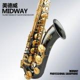 【美德威】黑鎳次中音薩克斯 專業演奏級薩克斯