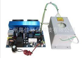广州粤佳石英管50/H臭氧发生器配件水空气处理配件厂家批发