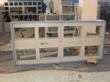 立腾机柜定做8孔包边挂墙电视墙