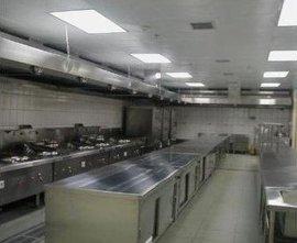 圣托厨房工程 智能餐饮厨房 智能设备 电磁炒灶