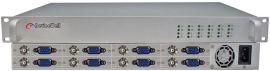 SI8系列8路SDI转VGA集中式信号转换器