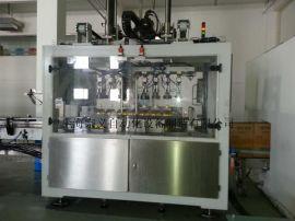 上海宗义供应自行研发的油脂日化类全自动装箱机ZYZX-02LY