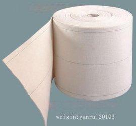 全棉食品耐高温帆布输送带