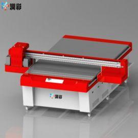 海报平板打印机 广告钢板标牌印刷机 UV**平板打印机设备厂家