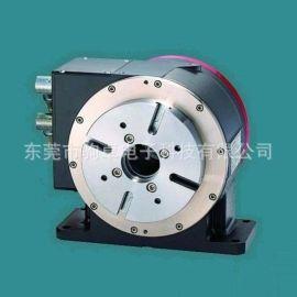 台湾第四轴数控分度盘/高转速直驱马达DDR第四轴转台