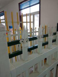 河南傑克利玻璃鋼護欄各種規格齊全廠家直銷