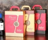 深圳紅酒盒生產廠家|酒盒|紅酒皮盒定制|酒盒現貨供用