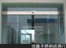 深圳玻璃门 刷卡玻璃门 电动玻璃门 维修地弹簧玻璃门感应玻璃门