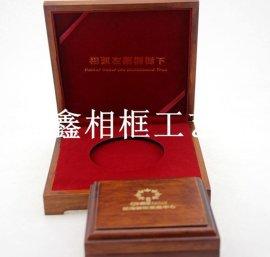 婚礼用精品礼盒 植绒包装盒 手镯盒子