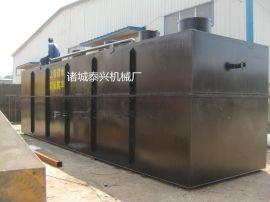 社区生活污水处理设备厂家  社区生活污水处理设备规格