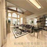 大理石瓷砖800 800客厅地板砖卧室耐磨防滑全抛釉