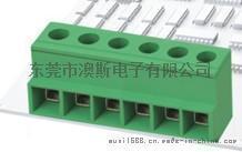 大间距10.16升降式接线器端子座FS1016