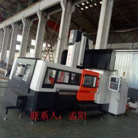 高效能高精度重切削DHXK-1512数控铣床定梁龙门式大恒机床