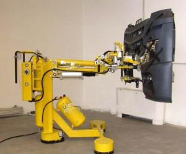 地面可移动式气动助力机械手